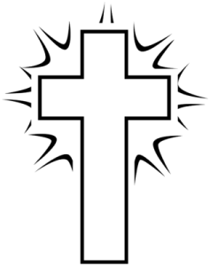 image-black-and-white-shining-cross-cross-image-christart-clip-art