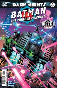 Batman The Murder Machine