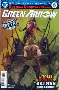 Green Arrow 32