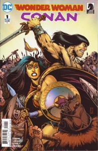 Wonder Woman Conan 1 grey