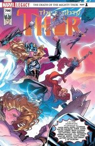 Mighty Thor 700
