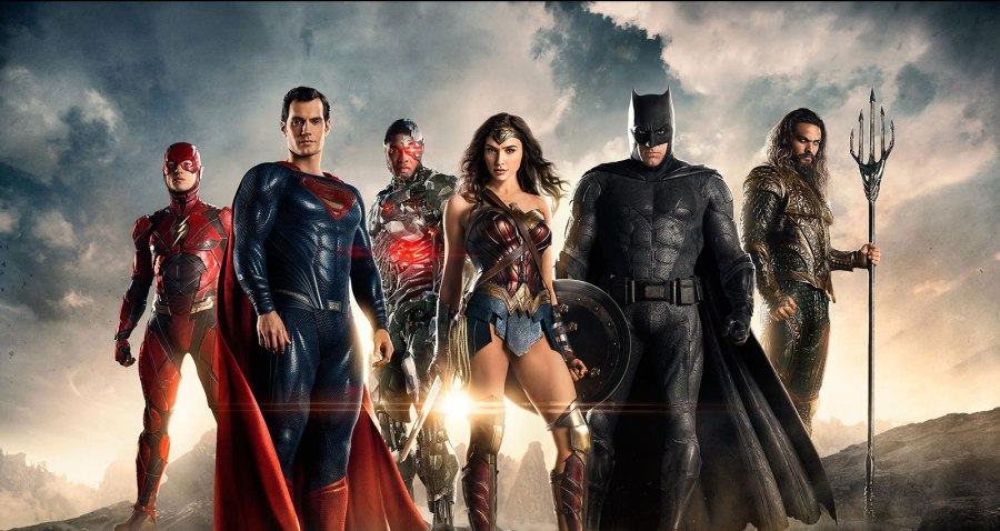 JLA not cutout