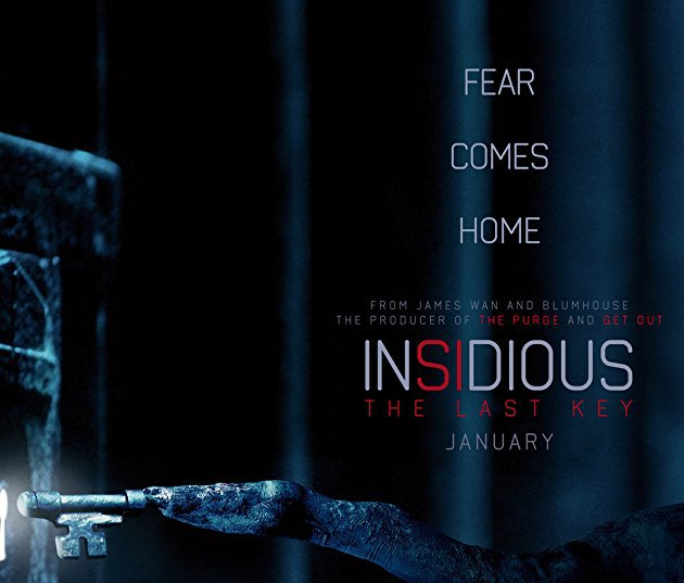 Insidious Chapter 4' horrifying with happy ending – The Plainsman Press