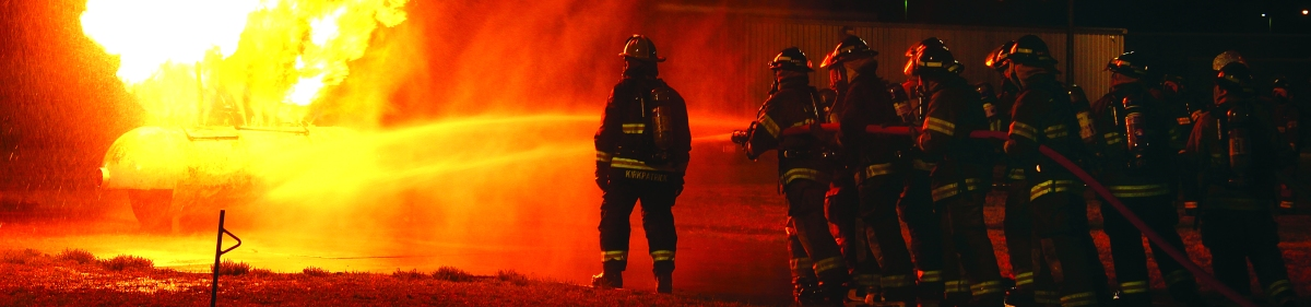 Fire Academy offers education, hands-on training.