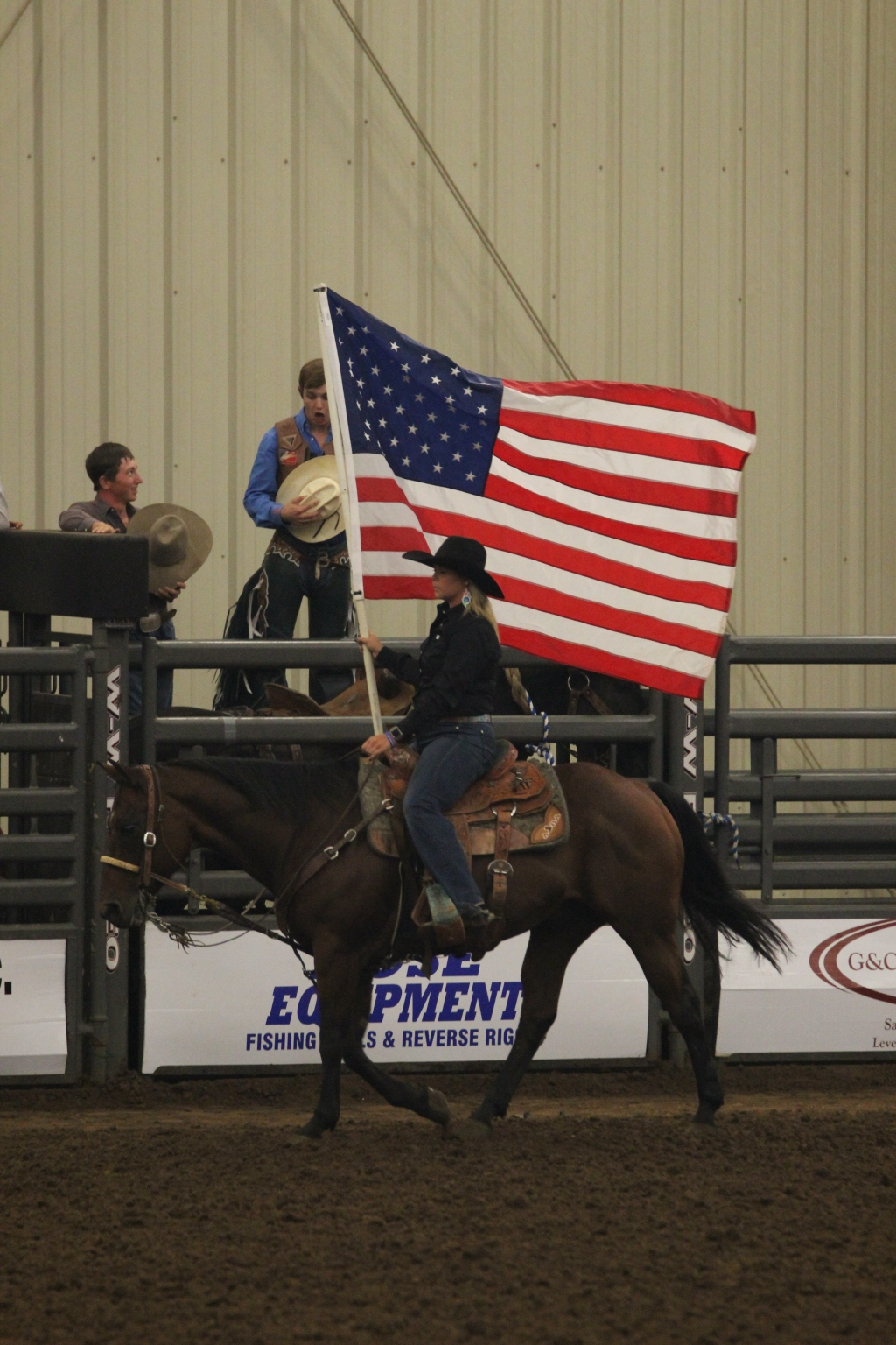 Texans place fifth in ENMU Rodeo – The Plainsman Press